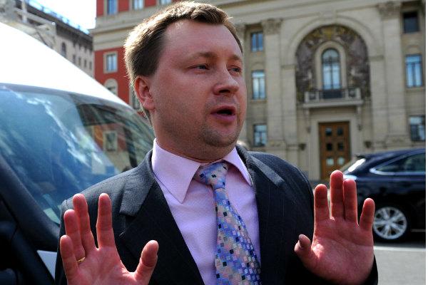 Гей-активиста обвинили в оскорблении депутатов-женщин Госдумы