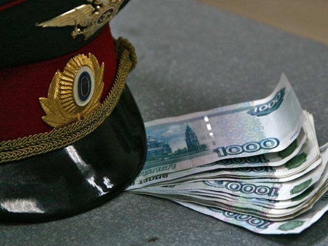Начальники курганской полиции стали фигурантами шести уголовных дел о взятках