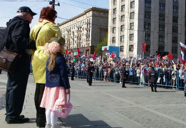 Более 200 тысяч человек приняли участие в акции