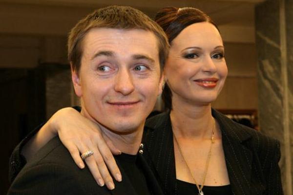 Сергей Безруков разводится с женой после 15 лет совместной жизни