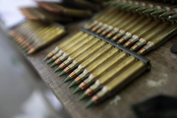 Приморец обнаружил рядом с домом схрон с тысячей патронов