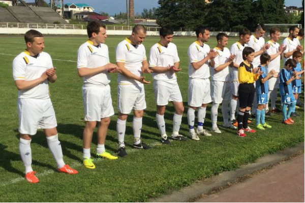 Сборная ДНР по футболу собралась играть на чемпионате мира