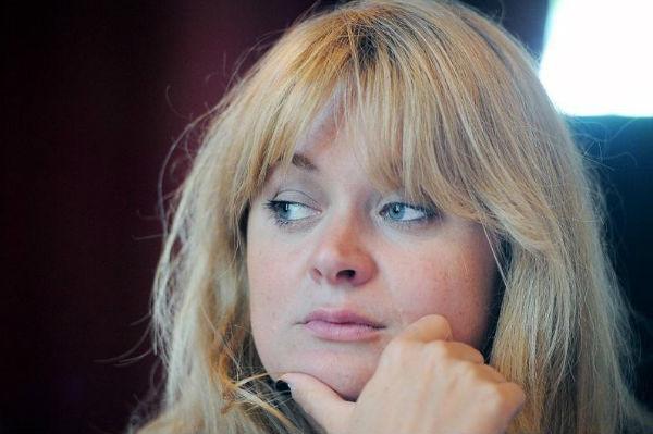 Анна Михалкова поздравила человека, который 15 лет разрушает ее нервную систему
