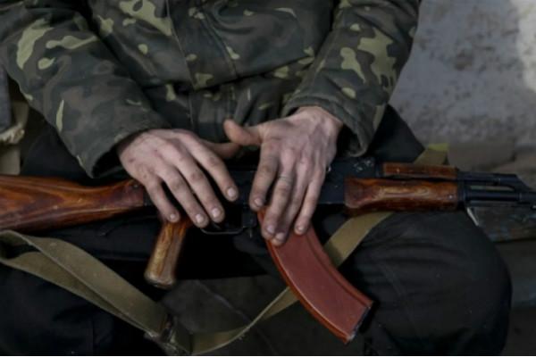 За убийства мирных жителей Донбасса задержана группа украинских солдат