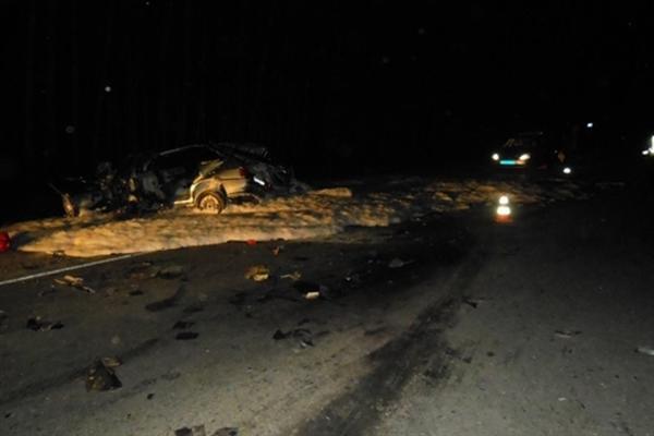 Пьяный водитель насмерть сбил девушку и парня в Брянской области