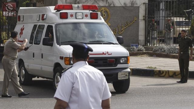 Трое пострадавших в ДТП в Египте россиян выписаны из больницы