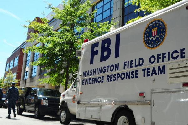 ФБР в целях предосторожности взорвало подозрительный автомобиль в центре Вашингтона