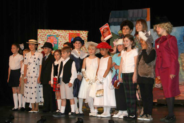 Фестиваль детских русскоязычных театров открылся в Вашингтоне