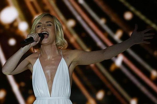 Гагарину раскритиковала только не выступавшая на «Евровидении» Украина