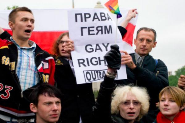 Геи хотят включить мэрию Москвы в Книгу рекордов Гиннесса