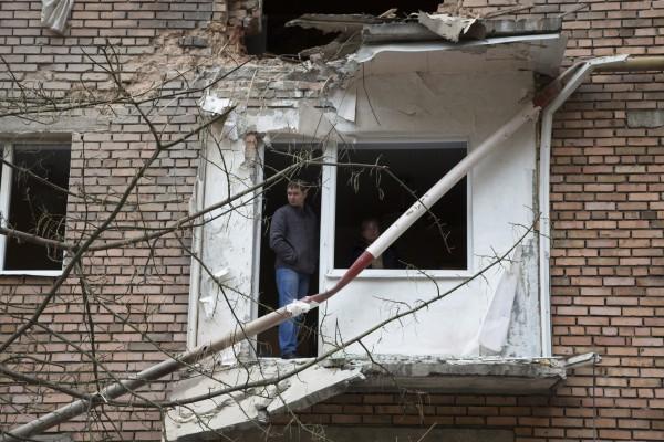 ВСУ обстреляли Горловку: среди погибших есть дети