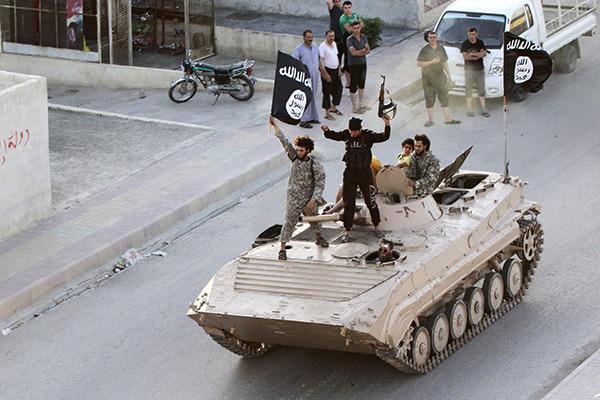 В Сирии уничтожена группа дагестанских и узбекских боевиков, которые воевали за ИГ