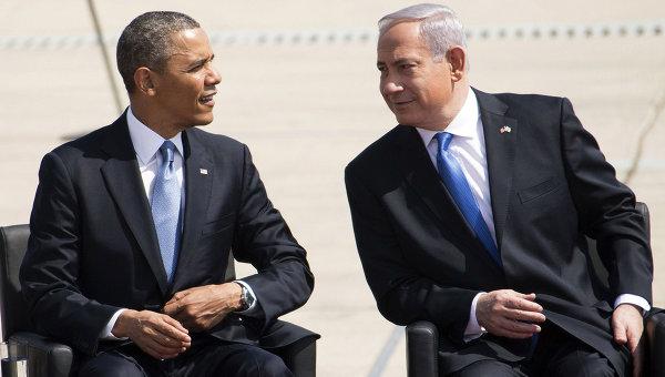 Обама скрепя сердце заявил о готовности работать с Нетаньяху