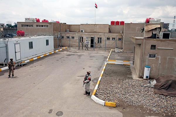 Из тюрьмы в Ираке сбежали 40 заключенных
