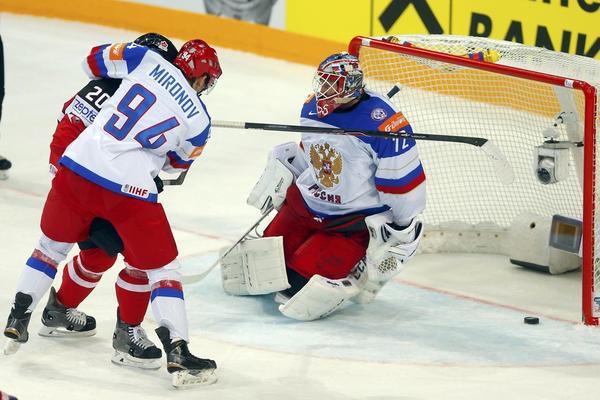 Россия разгромно уступила Канаде титул чемпиона мира по хоккею