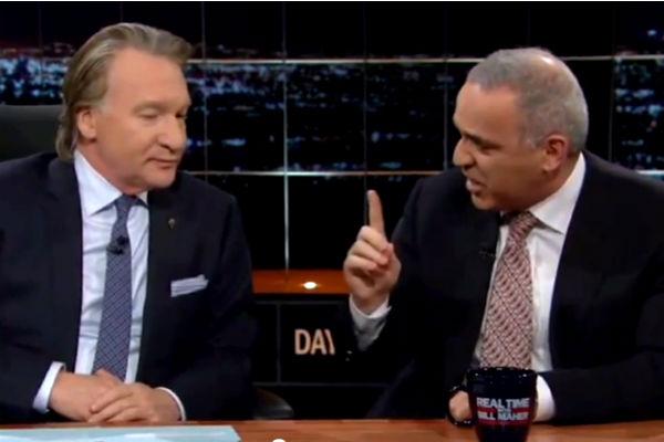Каспарова высмеяли на американском ТВ после заявления о миллионах убитых русскими поляков