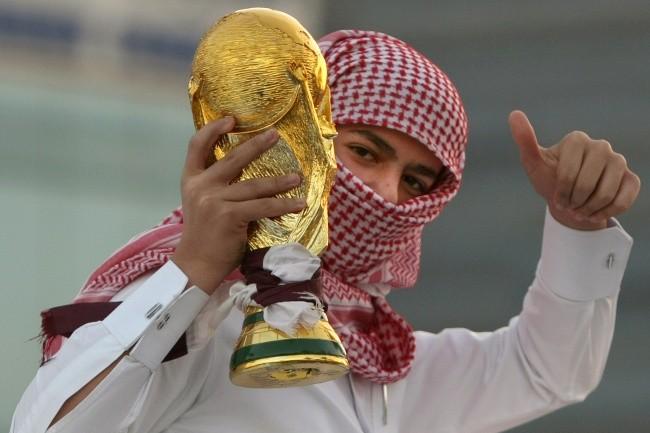 На стройке стадиона для чемпионата мира погибли 500 человек