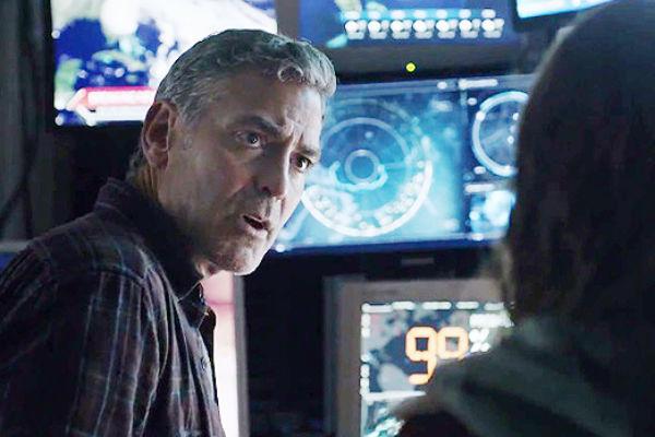 Фильм «Земля будущего» с Джорджем Клуни разочаровал кинокритиков и зрителей