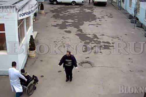 В Ростове амнистировали врача, выбросившего пациента умирать