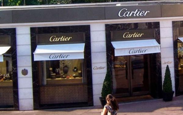 Бутик Cartier в Каннах обчистили менее чем за 10 минут