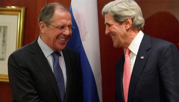 Вскоре состоится встреча Сергея Лаврова и Джона Керри