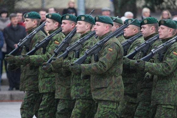 В армию Литвы будут призывать с помощью генератора случайных чисел