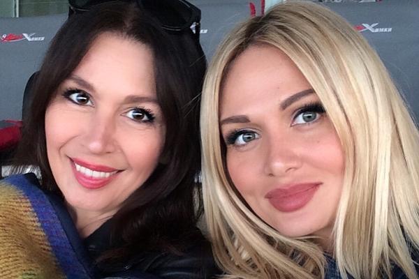 Виктория Лопырева показала красавице-маме Майами