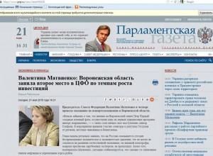 Воронеж превратился в родину «грандиозных программ импорт извращения»