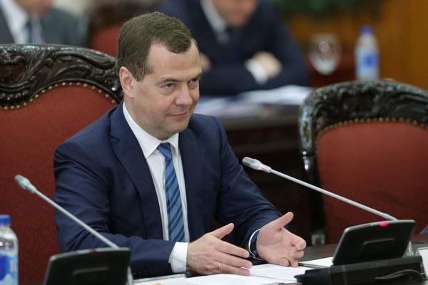 Медведев подписал соглашение о зоне свободной торговли между ЕАЭС и Вьетнамом