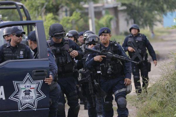 42 бандита убиты в результате столкновения с полицией в Мексике