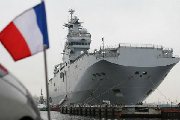 Французский переговорщик по «Мистралям» был изолирован Елисейским дворцом