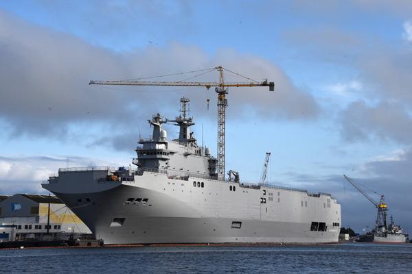 Франция предложила цену разрыва контракта по «Мистралям»: Москву она не устроила