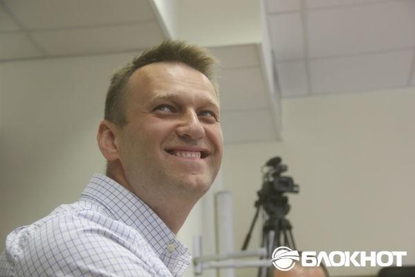 Портреты Навального появились в писсуарах Санкт-Петербурга
