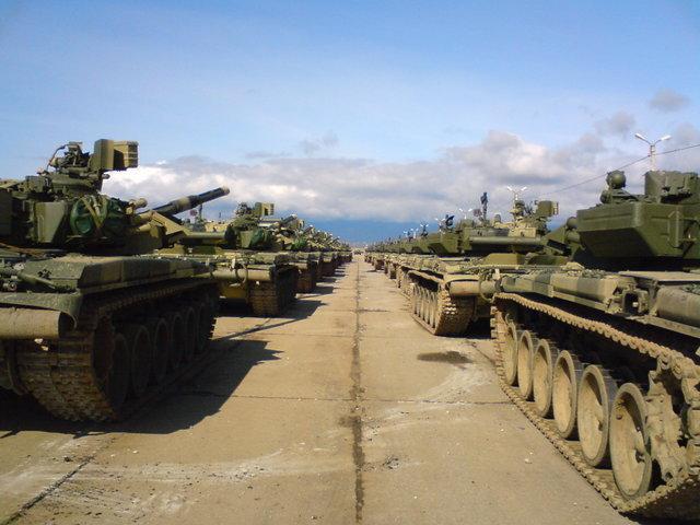 В составе ВДВ РФ впервые появятся танковые батальоны