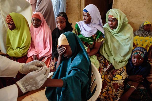 Более двухсот спасенных от «Боко Харам» девушек оказались беременными
