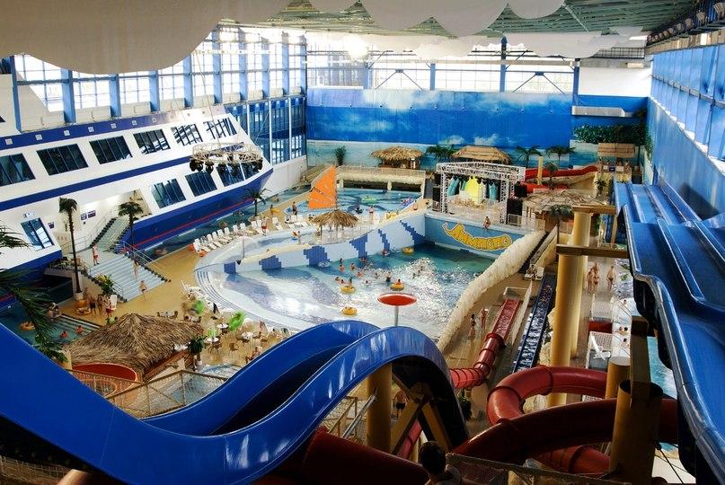 Школьник впал в кому после посещения аквапарка в Екатеринбурге