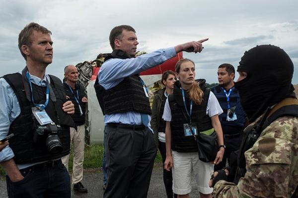 У украинской армии пропали системы «Град» и гаубицы, - ОБСЕ