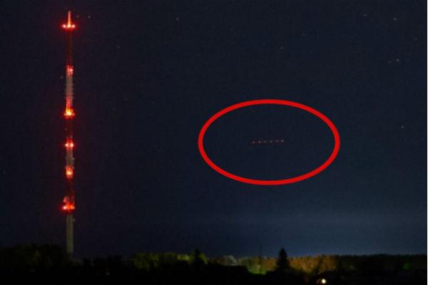 Британцы назвали НЛО вблизи Омска секретным российским оружием