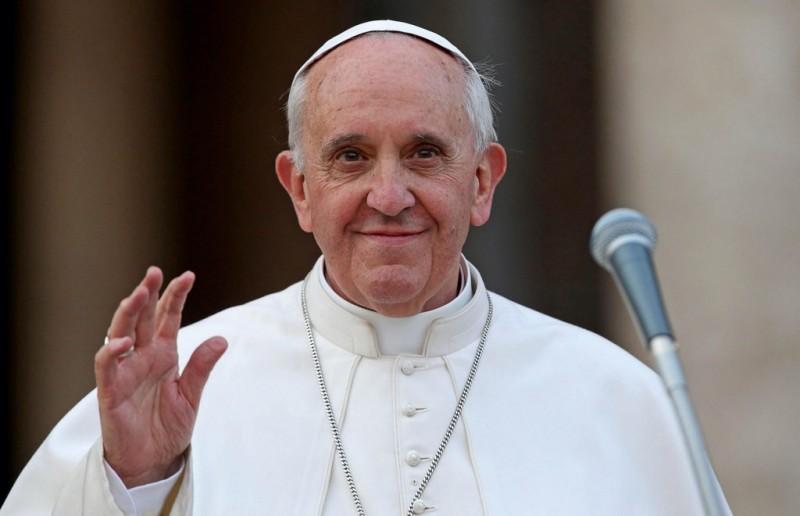 Папа Римский Франциск отказался от телевизора и Интернета