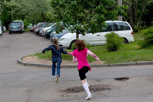 В России запретят парковаться возле школ, больниц и театров