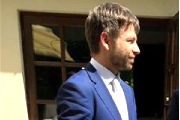 Из пистолета выстрелили в министра юстиции Чехии