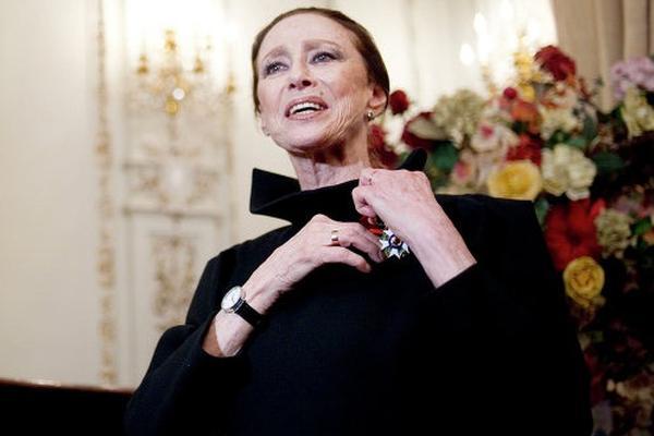 Знаменитые россияне сказали последние слова о Майе Плисецкой