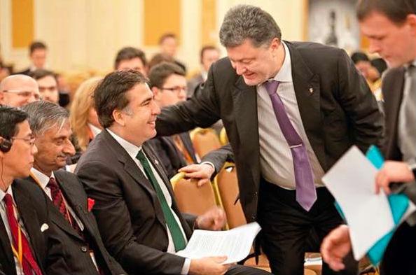 Украинский политолог: назначение Саакашвили - подарок Путину