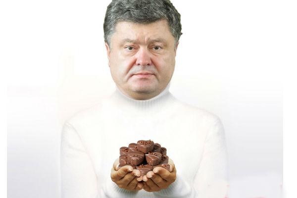 Украина требует от США Нобелевскую премию мира для Порошенко