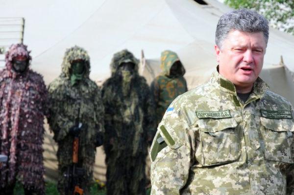 В НАТО недовольны реформой украинской армии