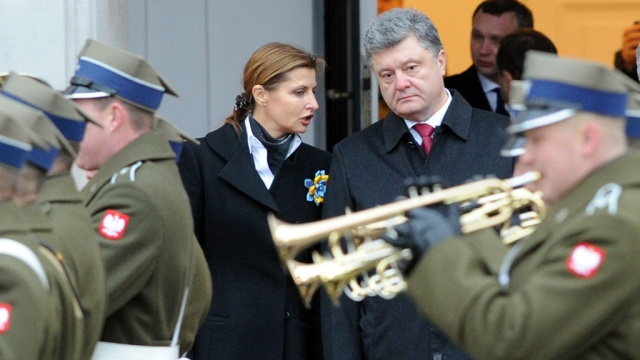 Порошенко отметит 70-летие Победы в Польше