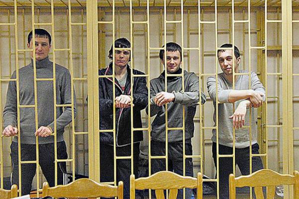 Членам банды «приморских партизан» отменили пожизненные сроки