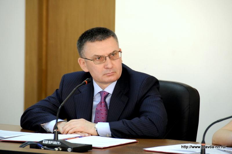 Замглавы администрации Нижнего Новгорода задержали после допроса