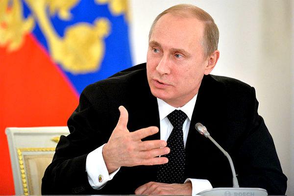 Владимир Путин: США распространяют свою юрисдикцию на другие страны
