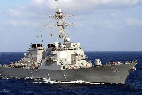 Эсминец Ross не сбежал от российских штурмовиков в Черном море, - ВМС США